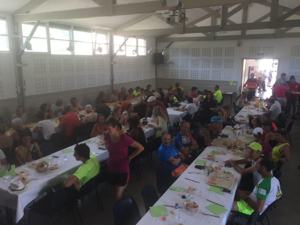 Pasta Party du Trail du Teillon
