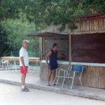 L'ancienne buvette du terrain de boules de Peyroules