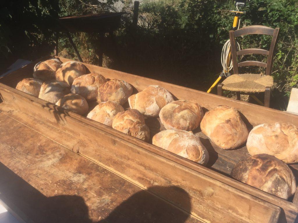 Fête du pain de Peyroules