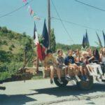 Aubade 2003 faite par le comité des fêtes de Peyroules