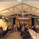 Le concours de soupe à l'automne 2011 par le comité des fêtes de Peyroules