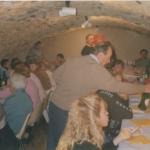 Galette des rois organisé en 2000 par le comité des fêtes de Peyroules