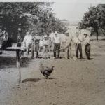 Concours de boules années 60
