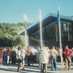 Inauguration salle des fêtes de Peyroules