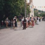 Fête de la Ste Anne en juillet 1994