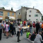 Le Vetathlon 2014 (vélo + course) co-organisé par le Vélo Club Rochevillois et les Coyottes de Grasse